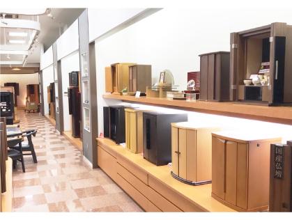 関東最大級のショールーム お仏壇の日本堂 平塚店